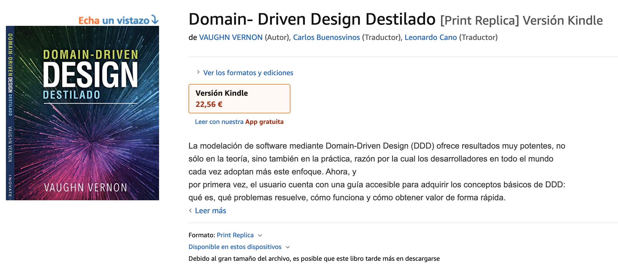 image from Domain-Driven Design Destilado